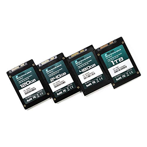 Inland Professional 1TB SSD 3D NAND SATA III 6Gb/s 2.5'' 7mm Internal Solid State Drive (1T) by INLAND (Image #6)