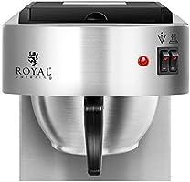 Royal Catering Cafetera De Goteo Para Hostelería Con Termo ...