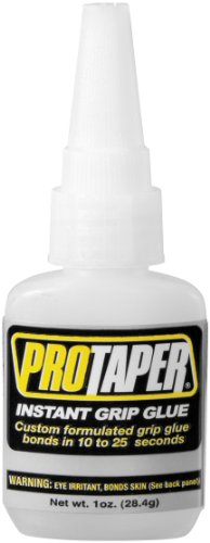 Pro Taper Grip Glue Adhesive Compound Bottle 1 OZ