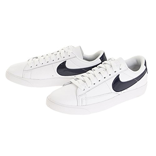 white Chaussures white De 107 Obsidian Femme Low Nike Blazer W Fitness Le Multicolore BxTOzwgq