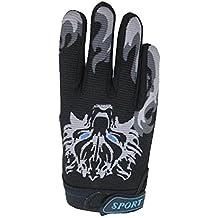 Bike Cycling Gloves for Children Full Finger Non-slip Breathable Kids Gloves Warm Sport Mittens