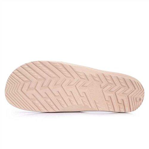 Pantofola Antiscivolo Da Bagno Per Uomini E Donne Di Equick Premium Per Sandalo Domestico Casa 02pink