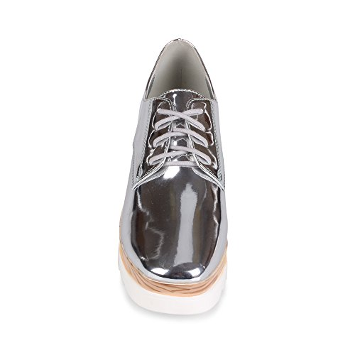 Womens Womens Oxford Wanted Oxford Silver Beekman Beekman Wanted gnHnRxf
