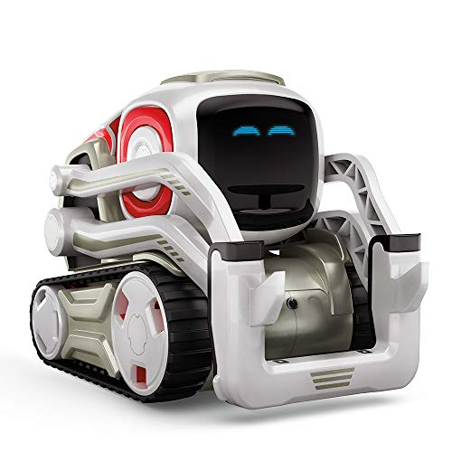 Anki Cozmo, A Fun, Educational Toy Robot for Kids (Code Names For Best Friends)