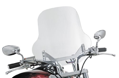 Slip Streamer Billet B-Wing Series Windshield BWING18 ()