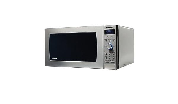 Panasonic Genius Prestige Microwave Oven 45.306L 1250W Plata ...