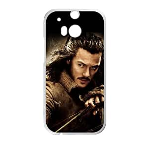 HTC One M8 Cell Phone Case White The Hobbit KYF Make Your Own Phone Cases