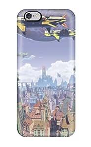 Cute Appearance Cover/tpu TbGXoCX7428xIDIv Original Aircraft Animal Arsenixc Bird Building Car City Clouds Original Scenic Sky Case For iphone 6 4.7
