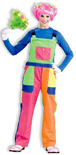 Forum Novelties Mens Clown Overalls Adult Costume