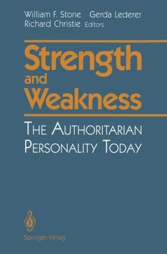 authoritarian personality - 7