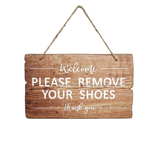 remove shoes sign hawaii - 4