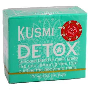 Kusmi Detox Green Tea - from France