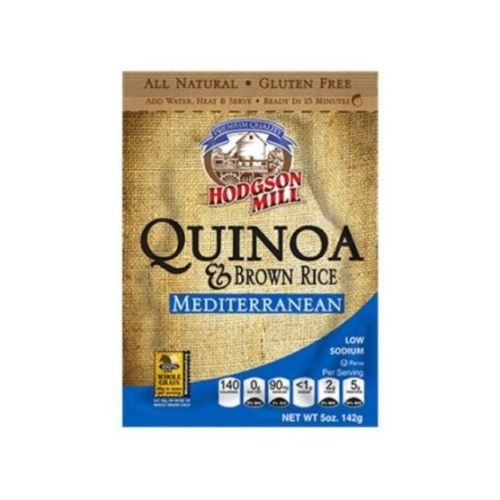 Hodgson Mills Mediterranean Quinoa and Brown Rice, 5 Ounce - 6 per case. by Hodgson Mill