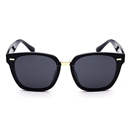 Ojos de Color Sol UV Superior Gato Libre Aire Viajar Conducción Protección Remache Gafas Lente al Mujer Peggy de C2 de Decoración para de Clase Gu C1 Color de qqTzvaw