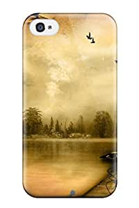 Hazel J. Ashcraft's Shop Lovers Gifts Perfect Skull Case Cover Skin For Iphone 4/4s Phone Case WANGJING JINDA