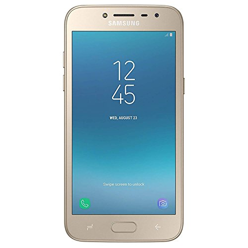 Samsung Galaxy J2 Pro J250M Single Sim - 16GB - Factory Unlocked (Gold, Single SIM)