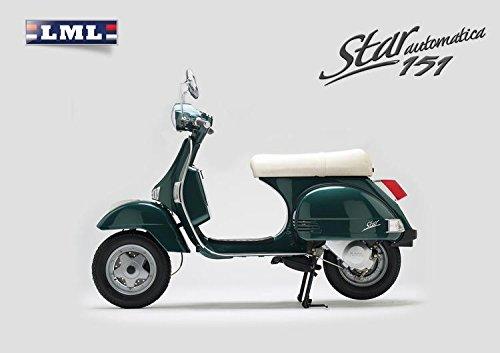 CUPOLINO FUME  LML star 125-150-151-200 2//4 tempi autom cod.28245