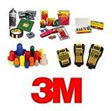3M 5750 Yellow EPDM, Epoxy Three-Conductor