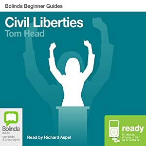 Civil Liberties: Bolinda Beginner Guides Audiobook