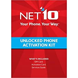 Image of the product Net10 Nano Sim Card   that is listed on the catalogue brand of Net10.