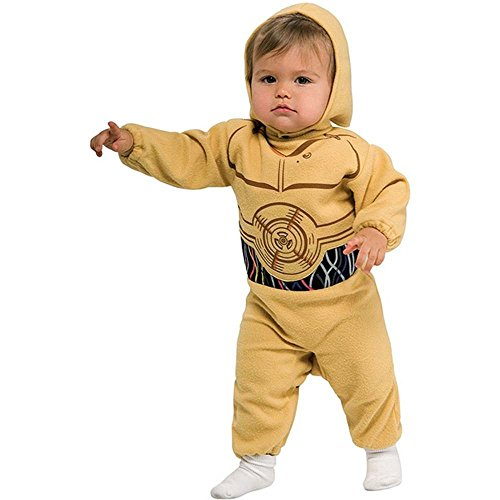 Star Wars C3PO Toddler Costume -