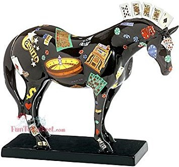 (The Trail of Painted Ponies, Five Card Stud)