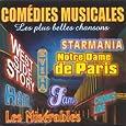 Comedies Musicales : Les Plus Belles Chansons