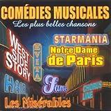 COMÉDIES MUSICALES – « Les plus belles chansons » (Versions Originales) [Import anglais]