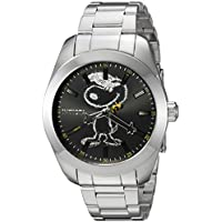 Men's 'Character Collection' Quartz Stainless Steel Casual Watch, Color:Silver-Toned (Model: 24936)