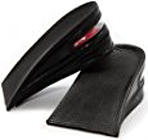 2 or 3 Layers Air up Height Increase Insole Lift Kit for shoes - 5 cm for 2 layer and 6.3 cm for 3 layer Heels Inserts (3 layers)