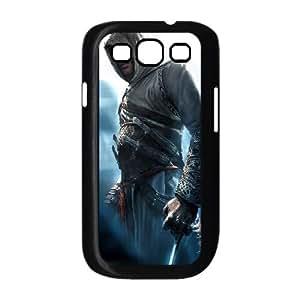 Samsung Galaxy S3 9300 Cell Phone Case Black Assassins Creed 11 Kytdt