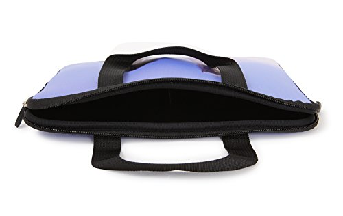 "Running Horses 13 -13.3 Inch Neoprene Zipper Briefcase Handbag Sleeve Bag Cover Case For All 13"" 13-Inch Laptop Notebook / Macbook Pro / Macbook Air / Ultrabook / Chromebook"