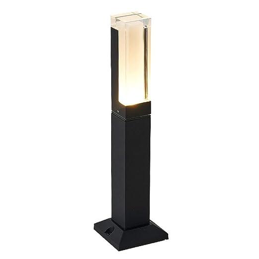 Lanterne Da Esterno Moderne.Abazq Luci Da Esterno A Led Luci Da Esterno A Led Acrilico Lampade