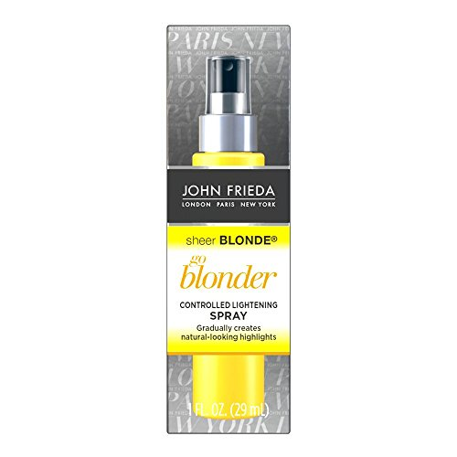 John Frieda Sheer Blonde Go Blonder Controlled Lightening Spray, 3.5 Ounces (Spray Frieda John)