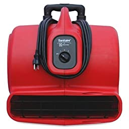 EUKSC6054 - Commercial Three-Speed Air Mover with Built-on Dolly