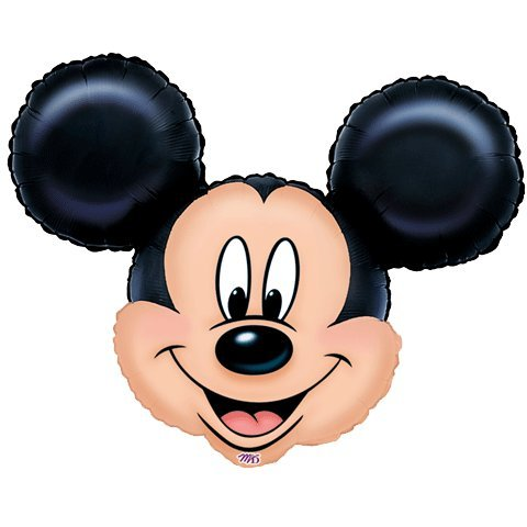 NEW Mickey Mouse Balloon Decoration Kit by Party Supplies