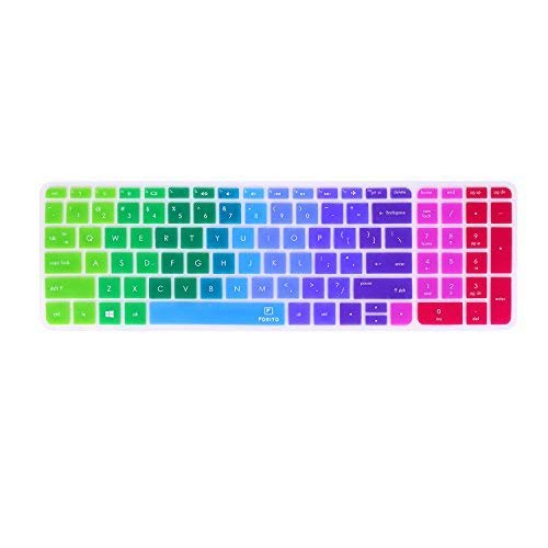 Keyboard Cover Compatible HP Envy x360 m6-ae151dx m6-p113dx m6-w 15.6