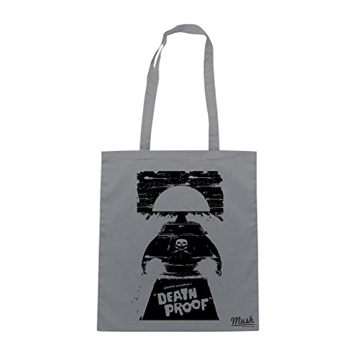 Borsa Death Proof - Grigia - Film by Mush Dress Your Style