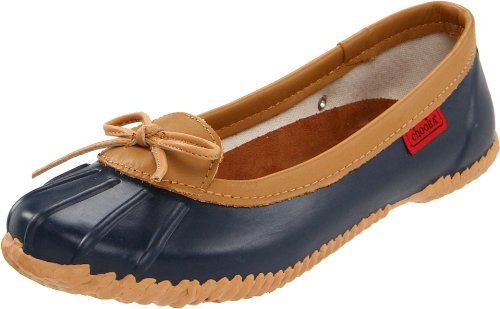 Chooka Women's Duck Skimmer, Navy, 7 M US