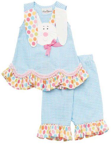 Cute, frilly dresses for girls, shirts and ties for boys are always popular during Easter. Incorporating flowers and animals in clothing for children is a brilliant addition to any outfit for Easter. This article will give you ideas and suggestions on how to dress your child for Easter.