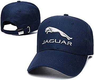 red SO Yoursport Car Logo 3D Embroidered Baseball Cap Men Women Adjustable Hat Travel Cap Fit Jaguar Accessories