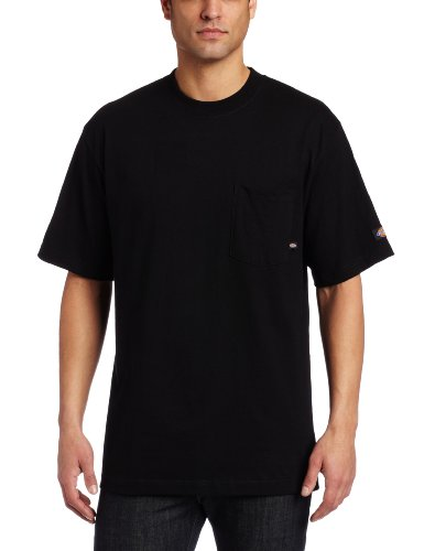 Dickies Short Sleeve Pocket T Shirt Wicking