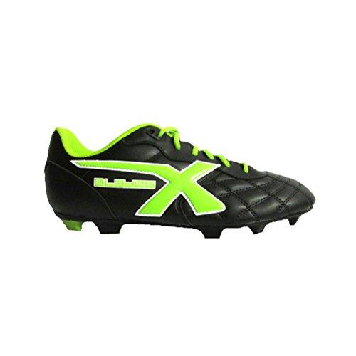 X BLADES Legend 6perno da Rugby, colore nero/verde]