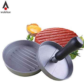 Fabricante de hamburguesas de aleación de aluminio Manual ...