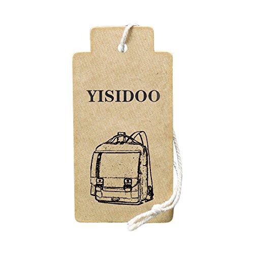 Zaino In Pelle Vintage Yisidoo Borsa Zaino Studentessa Ragazza Stile British