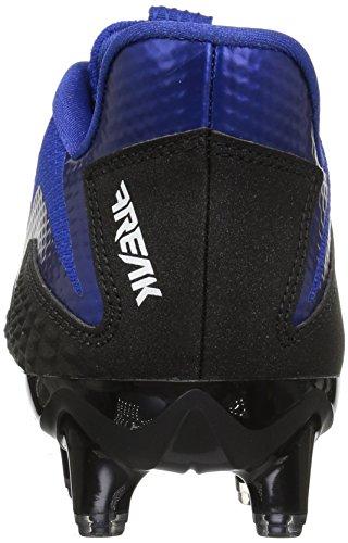 Adidas Heren Buitenissig X Carbon Voetbalschoen Zwart / Wit / Collegiale Royal