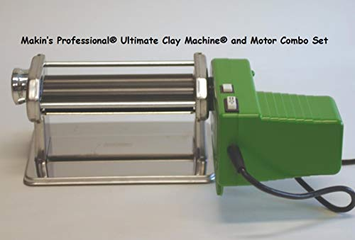 Ultimate Clay Machine and Motor Combo Set