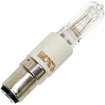 Osram 100w 120v T12 Ba15d 64475 Halogen Light Bulb