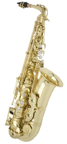 Antigua Winds X/P AS1203LQ Eb Alto Saxophone