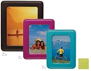 Raika RO 171 LIME 4in. x 6in. Photo Frame - Lime